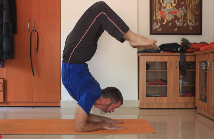 Thai Yoga Bodywork / Yoga Nexus