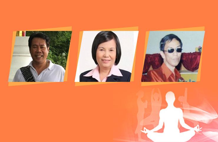 My Thai Yoga Massage Teachers in Chiang Mai