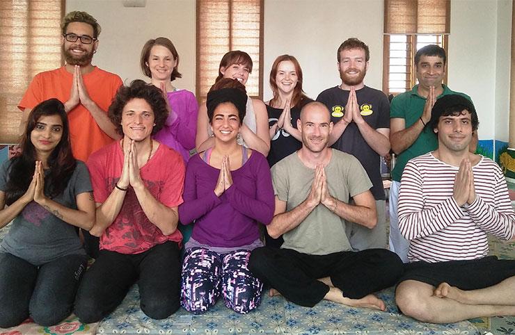 The Four Principles of Thai Yoga Massage